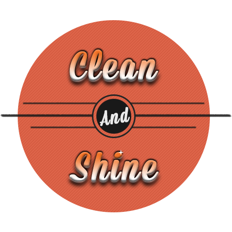 Clean And Shine House Cleaning Services Logo